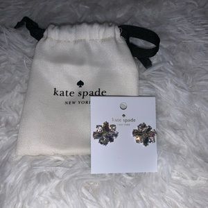 Kate spade clusters earrings